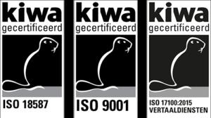 ISO certificatie